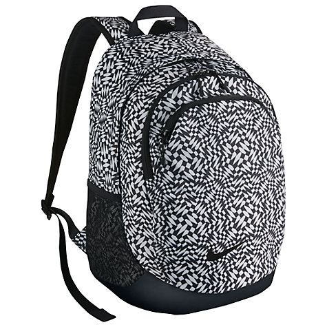 Beautiful Nike Team Training Max Air Large Backpack In BlackBlack White  59