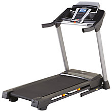 Buy NordicTrack C80i Treadmill, Black/Silver Online at johnlewis.com