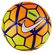 Buy Nike Skills Hi Vis Football, Size 1, Yellow Online at johnlewis.com