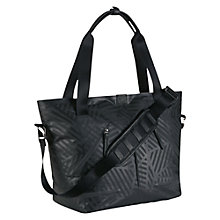 Buy Nike FormFluxTote Bag, Black Online at johnlewis.com