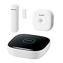 Buy Panasonic Home Safety Starter Kit Online at johnlewis.com