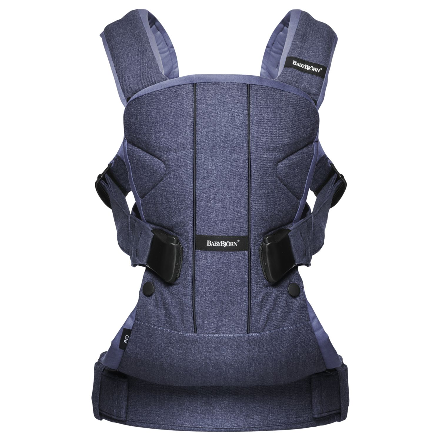 BabyBjorn BabyBjörn One Baby Carrier, Blue