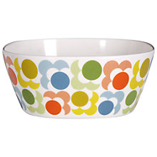 Buy Orla Kiely Multi Shadow Flower Bowl, Small Online at johnlewis.com