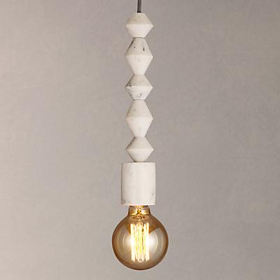 John Lewis Garda Pendant Cord Ceiling Light