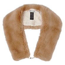 Buy Reiss Pixie Faux Fur Scarf Online at johnlewis.com