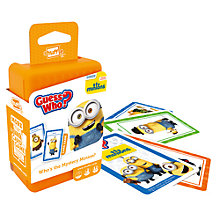 Buy Despicable Me Minions Guess Who Online at johnlewis.com