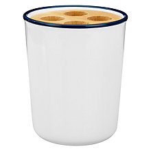 Buy John Lewis Tenby Toothbrush Holder Online at johnlewis.com