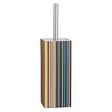 Buy John Lewis Spirit Stripe Toilet Brush and Holder Online at johnlewis.com