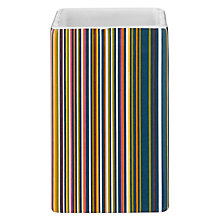 Buy John Lewis Spirit Stripe Bathroom Tumbler Online at johnlewis.com