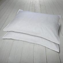 Buy John Lewis Everyday Microfibre Standard Pillows, Pair Online at johnlewis.com