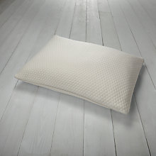 Buy John Lewis Cluster Memory Foam Pillow, Medium Online at johnlewis.com