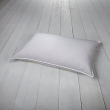 Buy John Lewis Duck Down Standard Pillow, Soft/ Medium Online at johnlewis.com