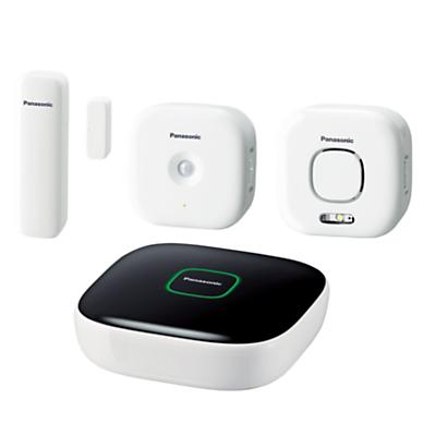 Panasonic Home Safety Starter Kit Plus