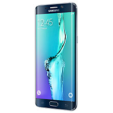 "Buy Samsung Galaxy S6 Edge + Smartphone, Android, 5.7"", 4G LTE, SIM Free, 64GB Online at johnlewis.com"