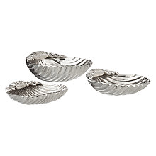 Buy Culinary Concepts Shell Bowls, Set of 3 Online at johnlewis.com