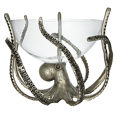 Image of Culinary Concepts Octopus Stand and Glass Bowl