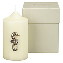 Buy Culinary Concepts Seahorse Pin and Candle Online at johnlewis.com