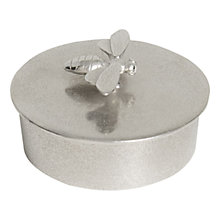 Buy Lancaster and Gibbings Medium Bee Jewellery Box Online at johnlewis.com