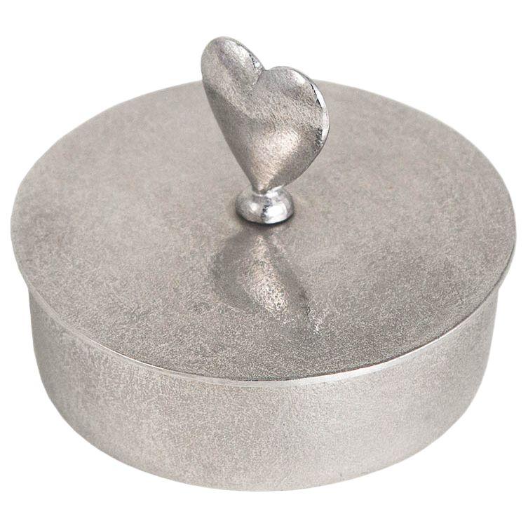 Lancaster and Gibbings Lancaster and Gibbings Hearts Jewellery Box