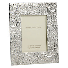 Buy Lancaster and Gibbings Bird Pewter Photo Frame Online at johnlewis.com