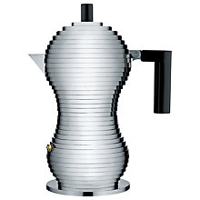 "Buy Alessi ""Pulcina"" Espresso Coffee Maker, 3 Cup Online at johnlewis.com"