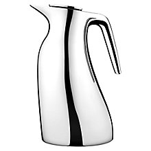 Buy Georg Jensen Beak Thermo Jug Stainless Steel, 1L Online at johnlewis.com