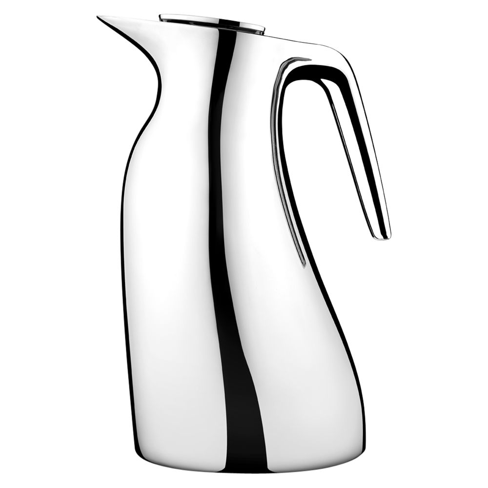 Georg Jensen Georg Jensen Beak Thermo Jug Stainless Steel, 1L