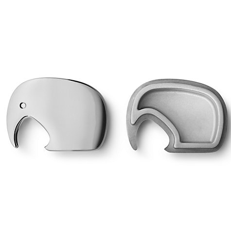buy georg jensen elephant tooth box john lewis. Black Bedroom Furniture Sets. Home Design Ideas