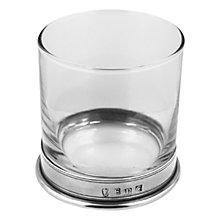 Buy English Pewter Company Single Vogue Tumbler Online at johnlewis.com