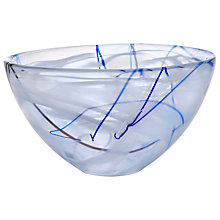 Buy Kosta Boda Contrast Bowl Online at johnlewis.com