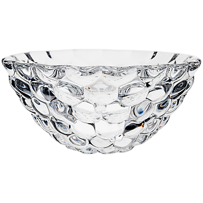 Image of Orrefors Raspberry Bowl