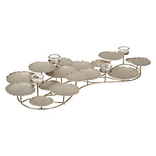 Buy John Lewis La Selva LilyPad Tealight Holder, Large Online at johnlewis.com