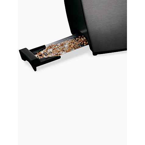 Buy Bosch Tat6805gb 2 Slice Long Slot Toaster Anthracite