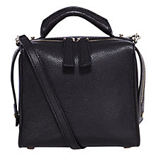 Buy Karen Millen Leather Top Zip Mini Bag Online at johnlewis.com