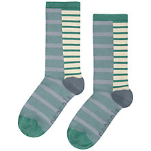 Buy Seasalt Sailor Breton Ankle Socks Online at johnlewis.com