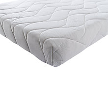 Buy Silentnight Safe Nights Memory Wool Baby Cotbed Mattress, 140 x 70cm Online at johnlewis.com