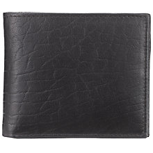 Buy John Lewis Katta Aniline Leather Wallet, Black Online at johnlewis.com