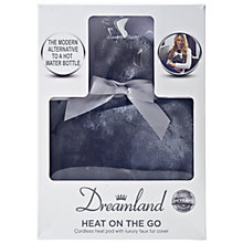 Buy Dreamland Heat On The Go Electric Heat Pod Online at johnlewis.com
