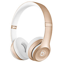 Buy Beats™ by Dr. Dre™ Solo 2 Wireless On-Ear Headphones with Bluetooth, Icon Collection Online at johnlewis.com