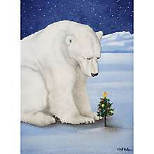Buy CCA Polar Prayer Personalised Cards Online at johnlewis.com