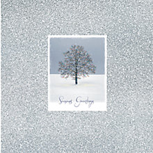 Buy CCA Single Tree Personalised Cards Online at johnlewis.com