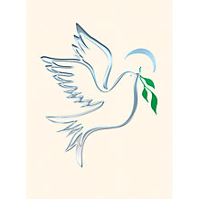 Buy CCA Peace Dove Personalised Cards Online at johnlewis.com
