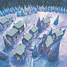 Buy CCA Silent Night Personalised Cards Online at johnlewis.com