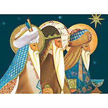 Buy CCA Three Kings Personalised Cards Online at johnlewis.com