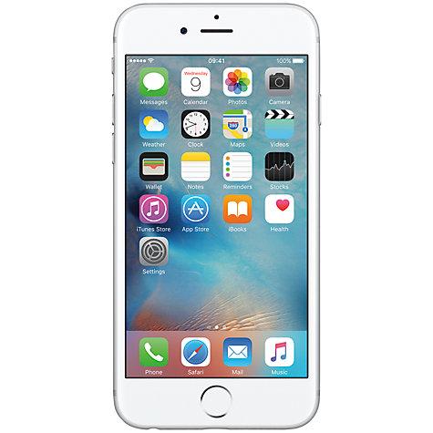 IPHONE 6S 64GB SIM FREE JOHN LEWIS
