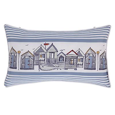 John Lewis Coastal Beach Huts Bath Pillow