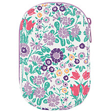 Buy John Lewis Daisy Chain Print Sewing Kit, Purple Online at johnlewis.com