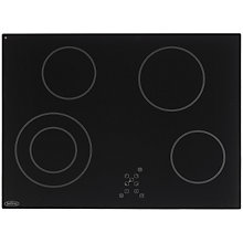 Buy Belling CH70TX Built-In Ceramic Hob, Black Online at johnlewis.com