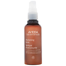 Buy AVEDA Thickening Tonic, 40ml Online at johnlewis.com