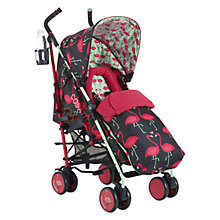 Buy Cosatto Supa Stroller, Flamingo Fling Online at johnlewis.com